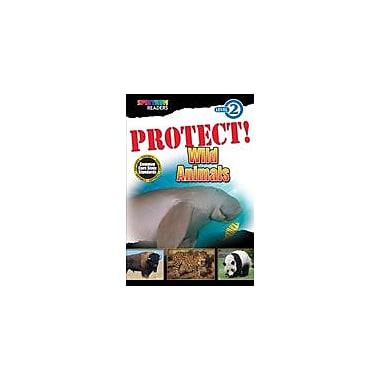 Carson-Dellosa Publishing Protect! Wild Animals Workbook By Domnauer, Teresa, Kindergarten - Grade 1 [eBook]