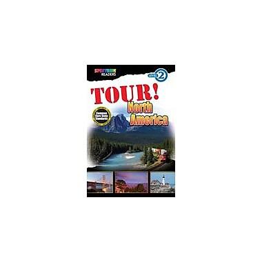 Carson-Dellosa Publishing Tour! North America Workbook By Kurkov, Lisa, Kindergarten - Grade 1 [eBook]