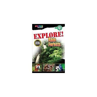 Carson-Dellosa Publishing Explore! Rain Forests Workbook By Kurkov, Lisa, Grade 1 - Grade 2 [eBook]