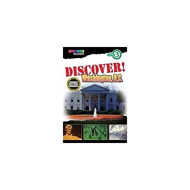 Carson-Dellosa Publishing Discover! Washington D.C. Workbook By Domnauer, Teresa, Grade 1 - Grade 2 [eBook]