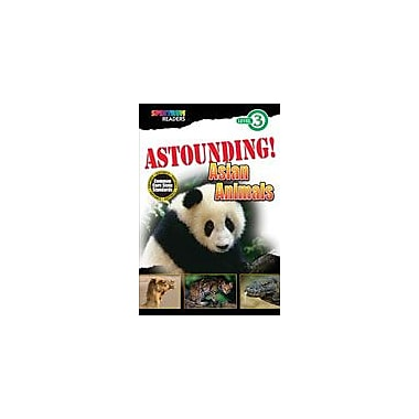 Carson-Dellosa Publishing Astounding! Asian Animals Workbook By Kurkov, Lisa, Grade 1 - Grade 2 [eBook]