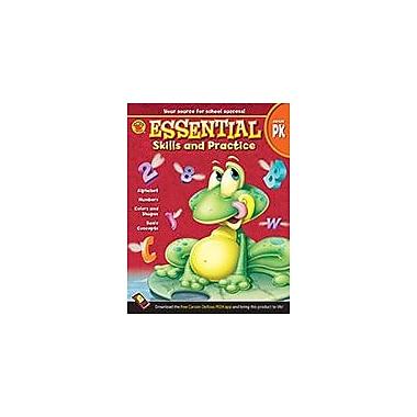 Carson-Dellosa Publishing Essential Skills And Practice, Grade PK Workbook By Brighter Child, Preschool [eBook]