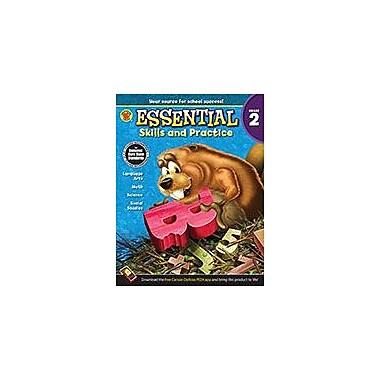 Carson-Dellosa Publishing Essential Skills And Practice, Grade 2 Workbook By Brighter Child, Grade 2 [eBook]