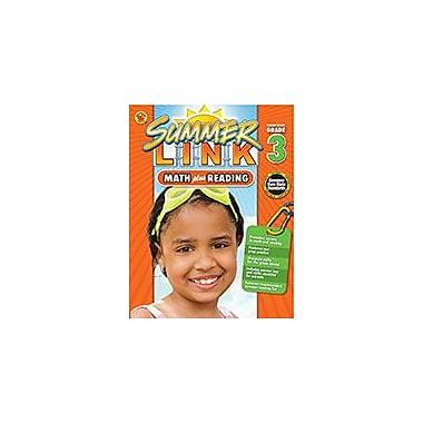 Carson-Dellosa Publishing Math Plus Reading, Summer Before Grade 3 Workbook By Brighter Child, Grade 2 - Grade 3 [eBook]