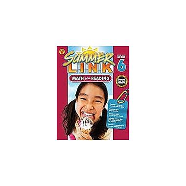 Carson-Dellosa Publishing - Math Plus Reading, Summer Before Grade 6 par Brighter Child, 5e et 6e année [livre numérique]