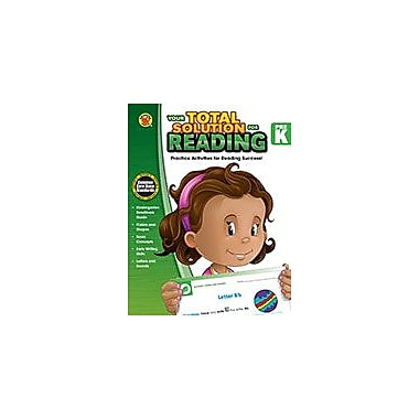 Carson-Dellosa Publishing Your Total Solution For Reading, Prek Workbook By Brighter Child, Preschool [eBook]
