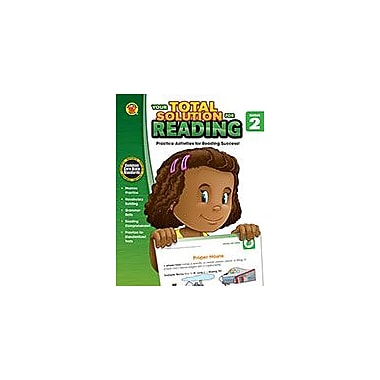 Carson-Dellosa Publishing Your Total Solution For Reading, Grade 2 Workbook By Brighter Child, Grade 2 [eBook]