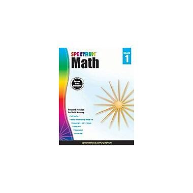 Carson-Dellosa Publishing Spectrum Math, Grade 1 Workbook [eBook]