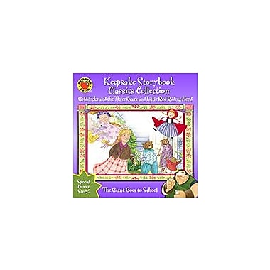 Keepsake Storybook Classics Collection, Goldilocks And The Three Bears And Little Red Riding Hood [eBook]