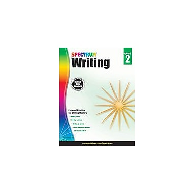 Carson-Dellosa Publishing Spectrum Writing, Grade 2 Workbook [eBook]