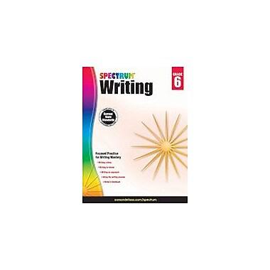 Carson-Dellosa Publishing Spectrum Writing, Grade 6 Workbook [eBook]