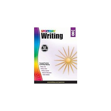 Carson-Dellosa Publishing Spectrum Writing, Grade 8 Workbook [eBook]