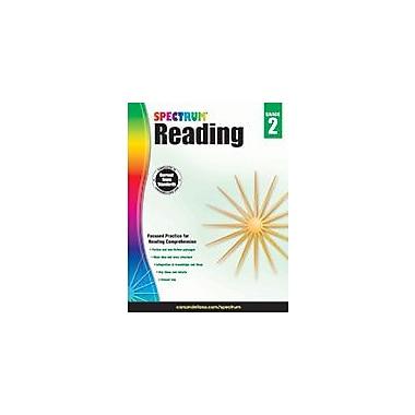 Carson-Dellosa Publishing Spectrum Reading, Grade 2 Workbook [eBook]