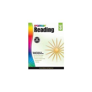Carson-Dellosa Publishing Spectrum Reading, Grade 3 Workbook [eBook]