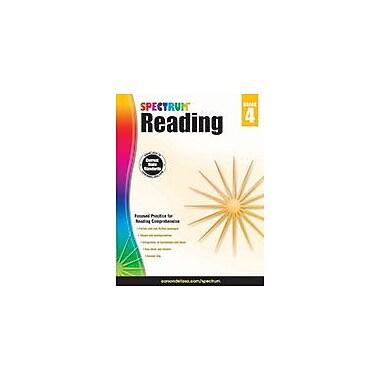 Carson-Dellosa Publishing Spectrum Reading, Grade 4 Workbook [eBook]