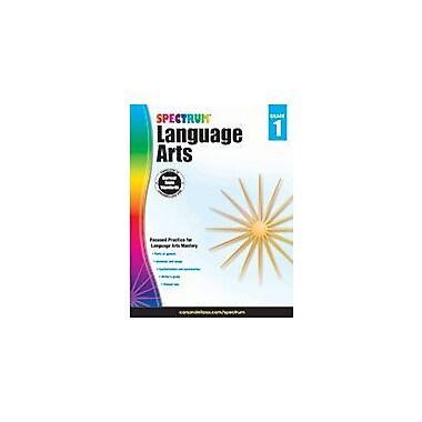 Carson-Dellosa Publishing Spectrum Language Arts, Grade 1 Workbook [eBook]
