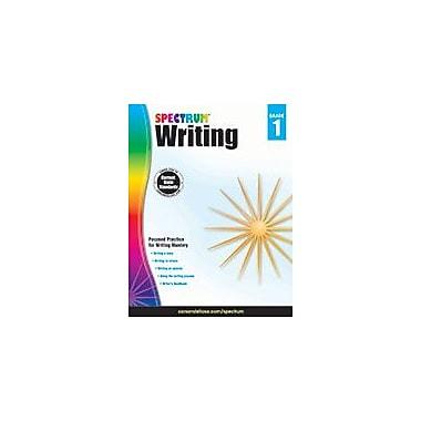 Carson-Dellosa Publishing Spectrum Writing, Grade 1 Workbook [eBook]