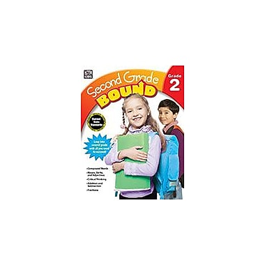 Carson-Dellosa Publishing Second Grade Bound, Second Grade Workbook, Grade 1 - Grade 2 [eBook]