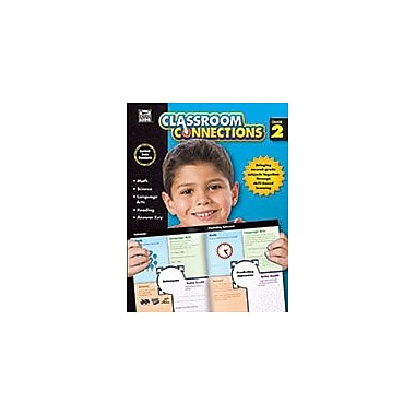 Carson-Dellosa Publishing Classroom Connections Grade 2 Workbook By Kids, Thinking, Grade 2 [eBook]
