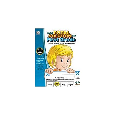 Carson-Dellosa Publishing Your Total Solution For First Grade, Grade 1 Workbook [eBook]