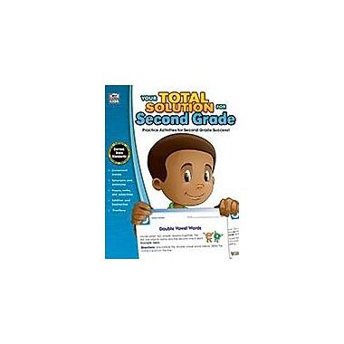 Carson-Dellosa Publishing Your Total Solution For Second Grade, Grade 2 Workbook [eBook]