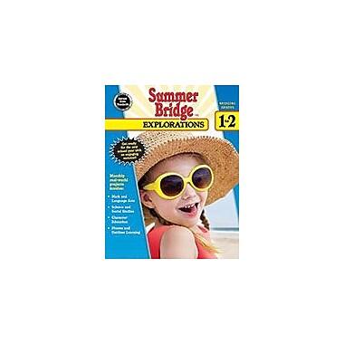 Carson-Dellosa Publishing Summer Bridge Explorations, Grades 1 2 Workbook, Grade 1 - Grade 2 [eBook]