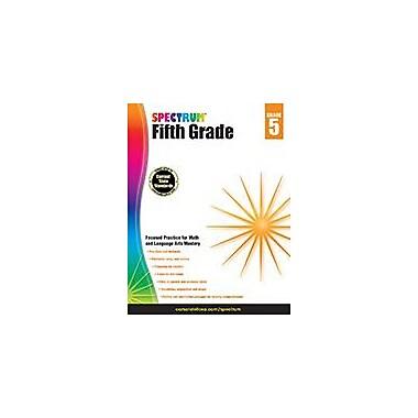 Carson-Dellosa Publishing Spectrum Grade 5 Workbook [eBook]
