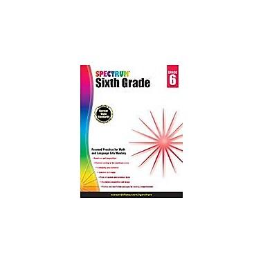 Carson-Dellosa Publishing Spectrum Grade 6 Workbook [eBook]