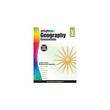 Carson-Dellosa Publishing Spectrum Geography, Grade 3 Workbook [eBook]