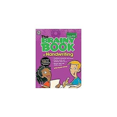 Carson-Dellosa Publishing Brainy Book Of Handwriting, Grades K-2 Workbook, Kindergarten - Grade 2 [eBook]