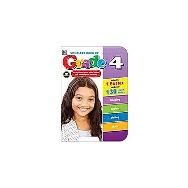 Carson-Dellosa Publishing - Livre Complete Book of Grade 4, 4e année [livre numérique]