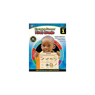 Carson-Dellosa Publishing Everyday Success, First Grade Workbook, Grade 1 [eBook]