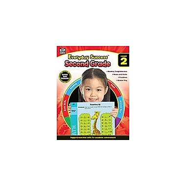 Carson-Dellosa Publishing Everyday Success, Second Grade Workbook, Grade 2 [eBook]