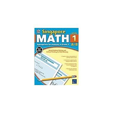 Carson-Dellosa Publishing Singapore Math, Grade 2 Workbook [eBook]