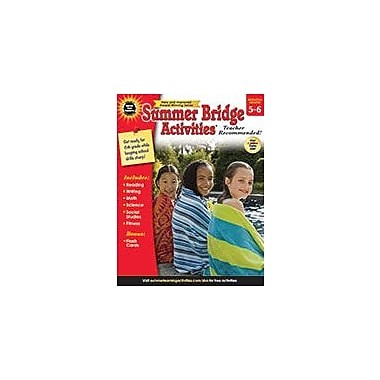 Carson-Dellosa Publishing Summer Bridge Activities , Bridging Grades 5 6 Workbook, Grade 5 - Grade 6 [eBook]