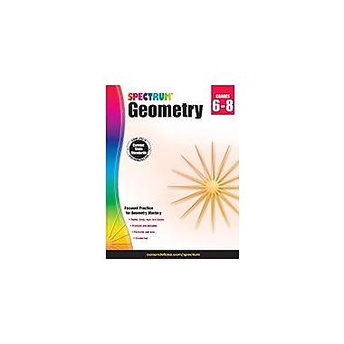 Carson-Dellosa Publishing Spectrum Geometry, Grades 6-8 Workbook, Grade 6 - Grade 8 [eBook]