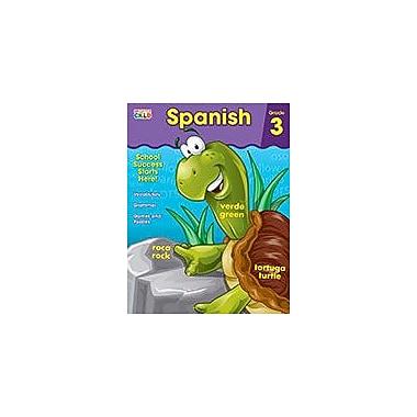 Carson-Dellosa Publishing Spanish, Grade 3 Workbook By Brighter Child, Grade 3 [eBook]