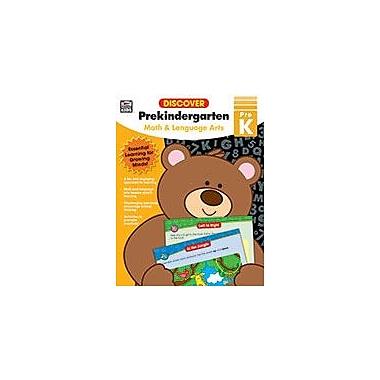 Carson-Dellosa Publishing Discover Prekindergarten Workbook, Preschool [eBook]