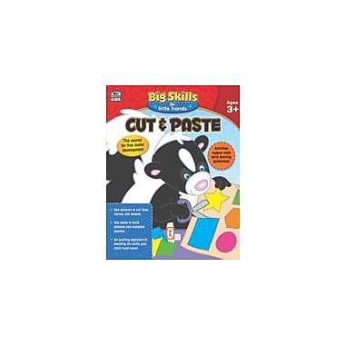 Carson-Dellosa Publishing Cut & Paste Workbook, Preschool - Kindergarten [eBook]