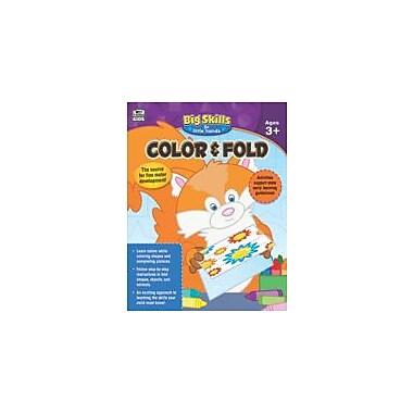 Carson-Dellosa Publishing Color & Fold Workbook, Preschool - Kindergarten [eBook]