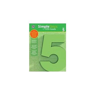 Carson-Dellosa Publishing Simple Steps For Fifth Grade Workbook, Grade 5 [eBook]