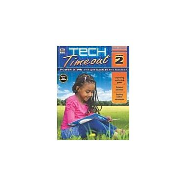 Carson-Dellosa Publishing Tech Timeout, Grade 2 Workbook [eBook]