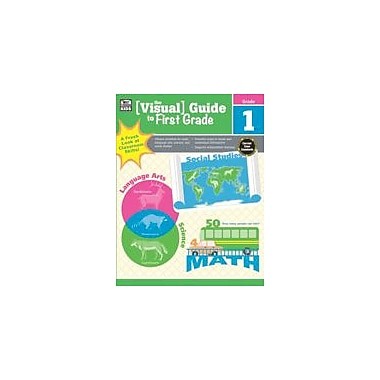 Carson-Dellosa Publishing Visual Guide To First Grade Workbook, Grade 1 [eBook]