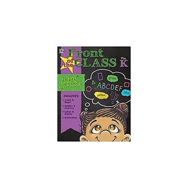 Carson-Dellosa Publishing Front Of The Class, Prekindergarten Workbook, Preschool [eBook]