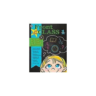 Carson-Dellosa Publishing Front Of The Class, Grade 1 Workbook [eBook]