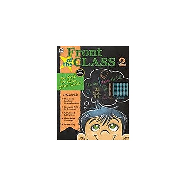 Carson-Dellosa Publishing Front Of The Class, Grade 2 Workbook [eBook]