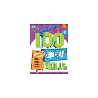 Carson-Dellosa Publishing 100 Kindergarten Skills Workbook, Kindergarten [eBook]
