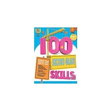 Carson-Dellosa Publishing 100 Second Grade Skills Workbook, Grade 2 [eBook]