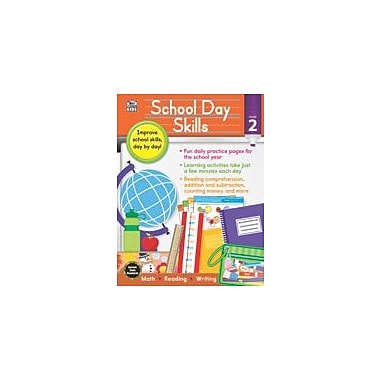 Carson-Dellosa Publishing School Day Skills, Grade 2 Workbook [eBook]