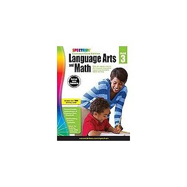 Carson-Dellosa Publishing Spectrum Language Arts And Math, Grade 3 Workbook [eBook]